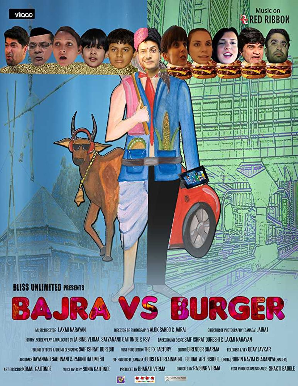 Bajra Vs Burger Movie Review Hindi Movie Review