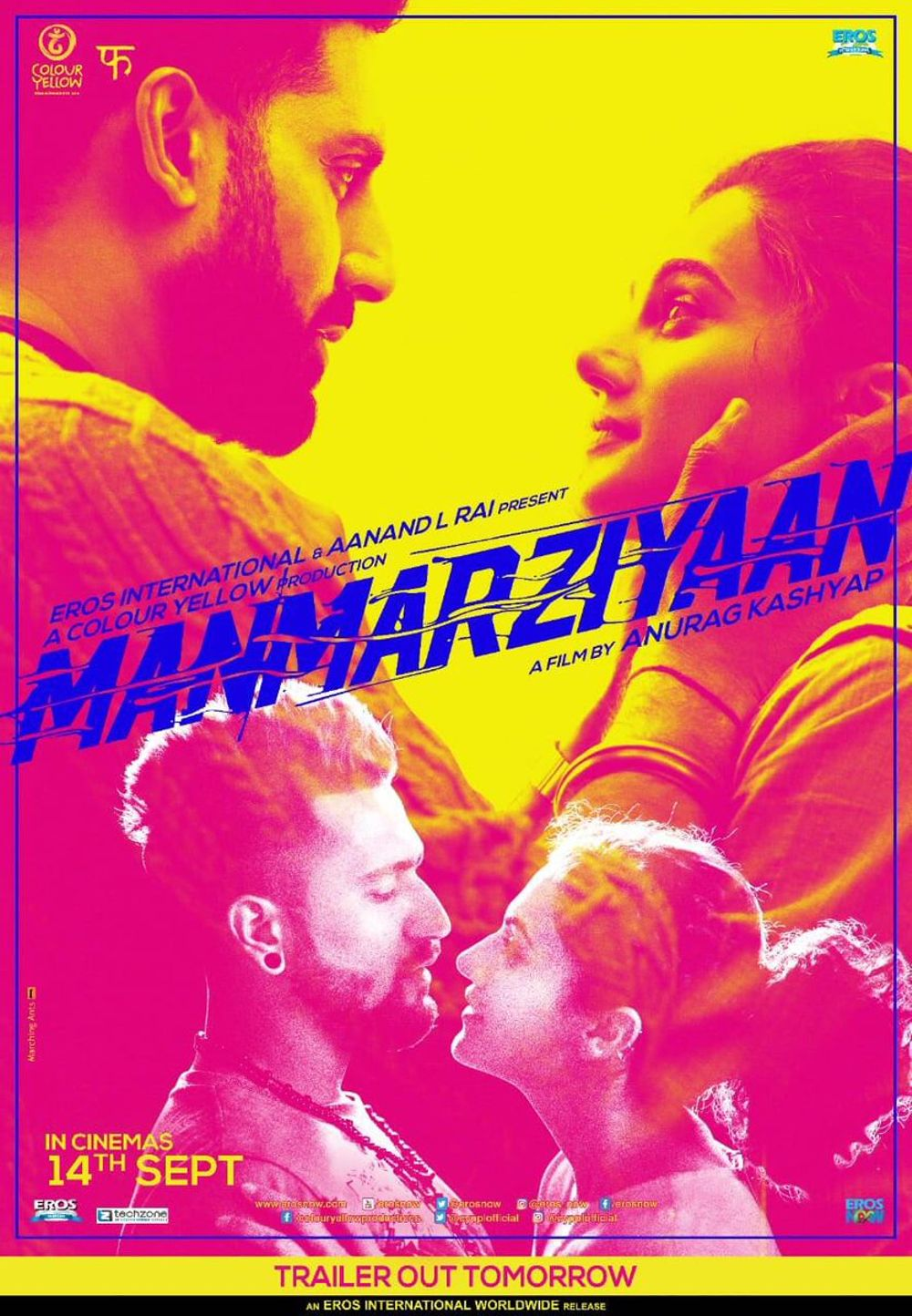 Manmarziyaan Movie Review Hindi Movie Review