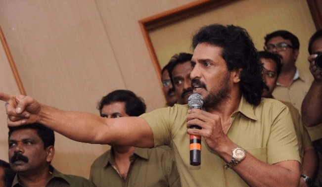 Actor Upendra Starts His Own Website Kannada News