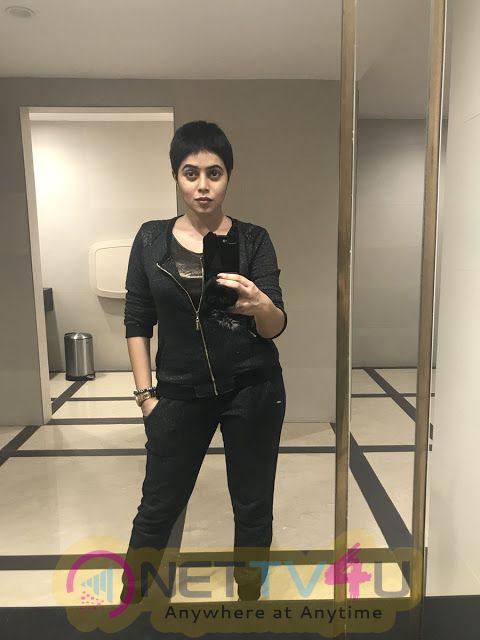 Actress Poorna New Looks