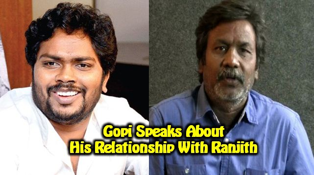 Aramm Director Speaks About His Relationship With Kaala Director! Tamil News