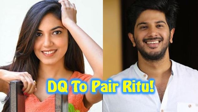 Dulquer Salmaan's Next Tamil Movie With Telugu Heroine! Tamil News