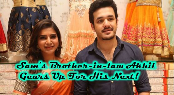 Samantha's Brother-in-law Getting Ready For His Second Film! Tamil News