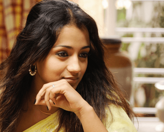 Trisha Desires Doing Ghost Thrillers Tamil News
