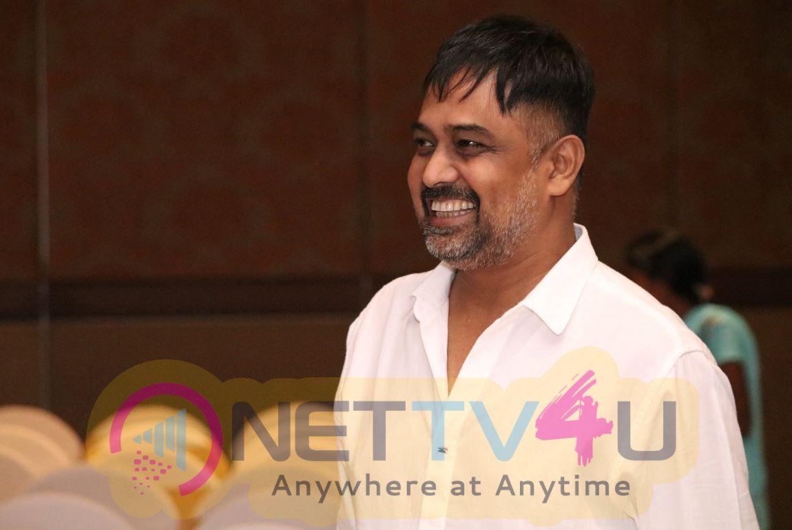 Director N Lingusamy Good Looking Photos Tamil Gallery