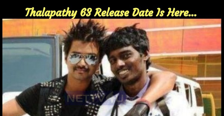 Super Update For Thalapathy Fans! Thalapathy 63..
