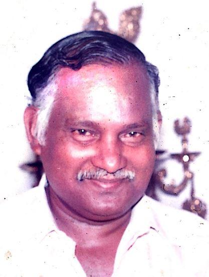 T.S. Vinayagam Tamil Actor
