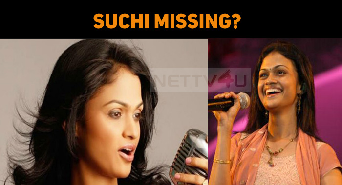 Suchi Leaks Suchi Missing?