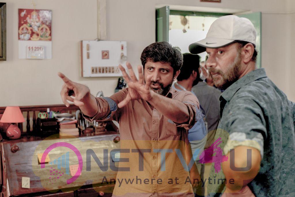 Cinematographer Ramji Good Looking Stills