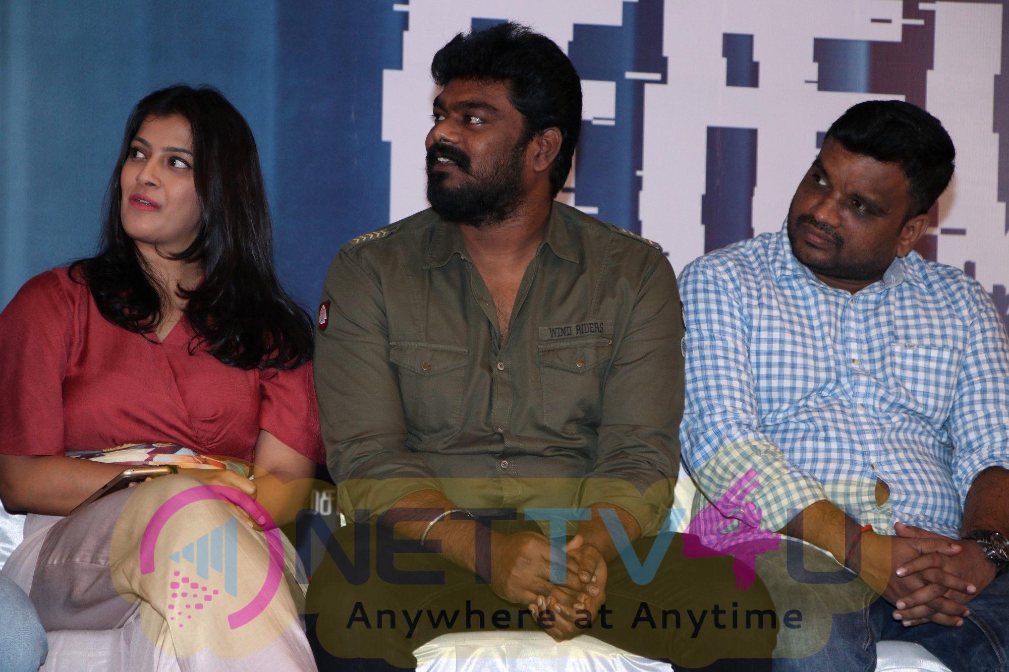 Sathya Movie  Success Meet Pics Tamil Gallery