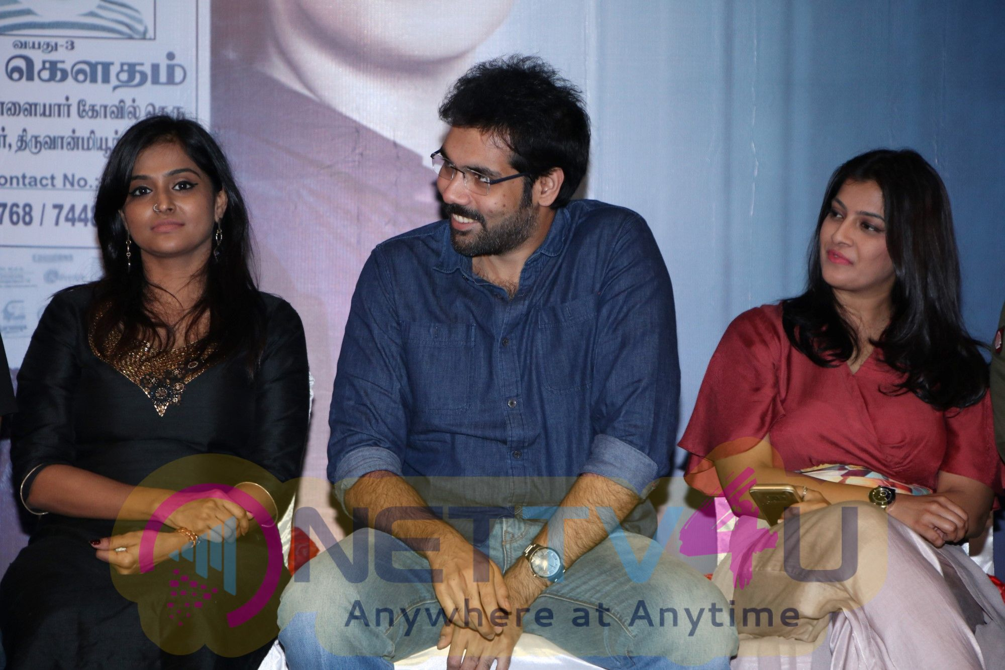 Sathya Movie  Success Meet Pics