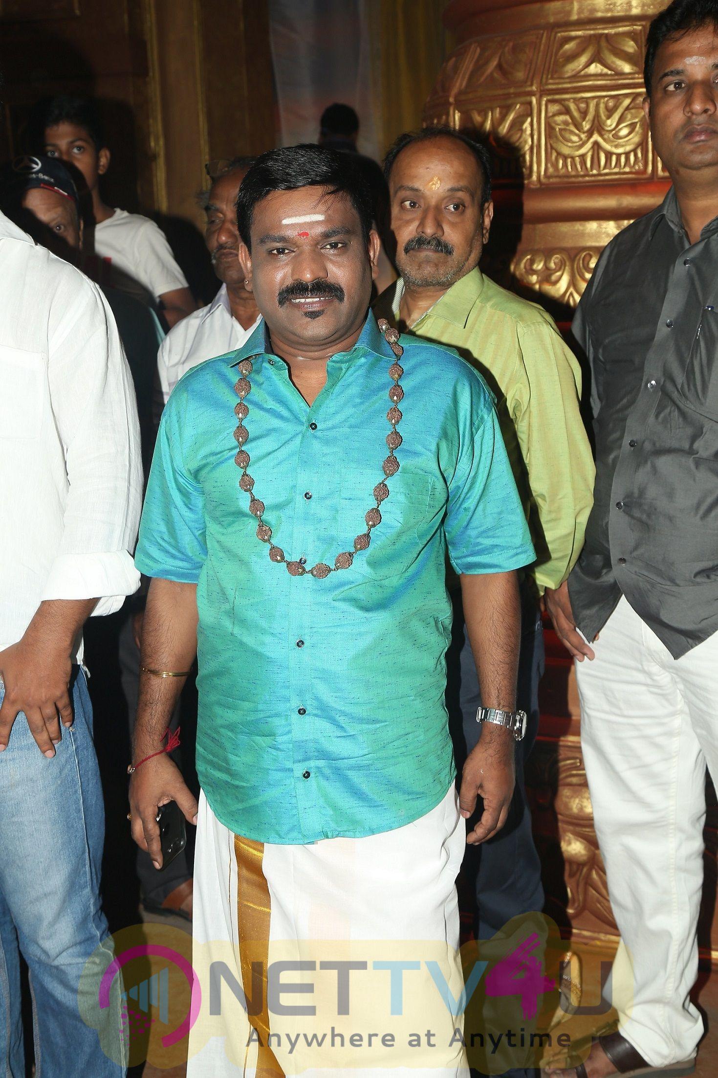 Dharmaprabhu Movie Pooja Images