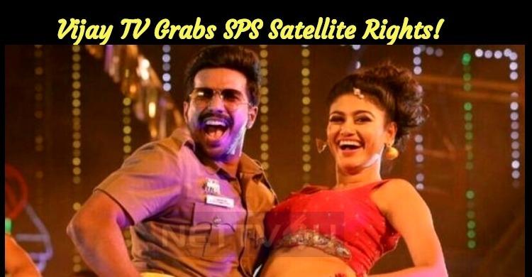 Vijay TV Grabs Silukkuvarpatti Singam Satellite Rights!