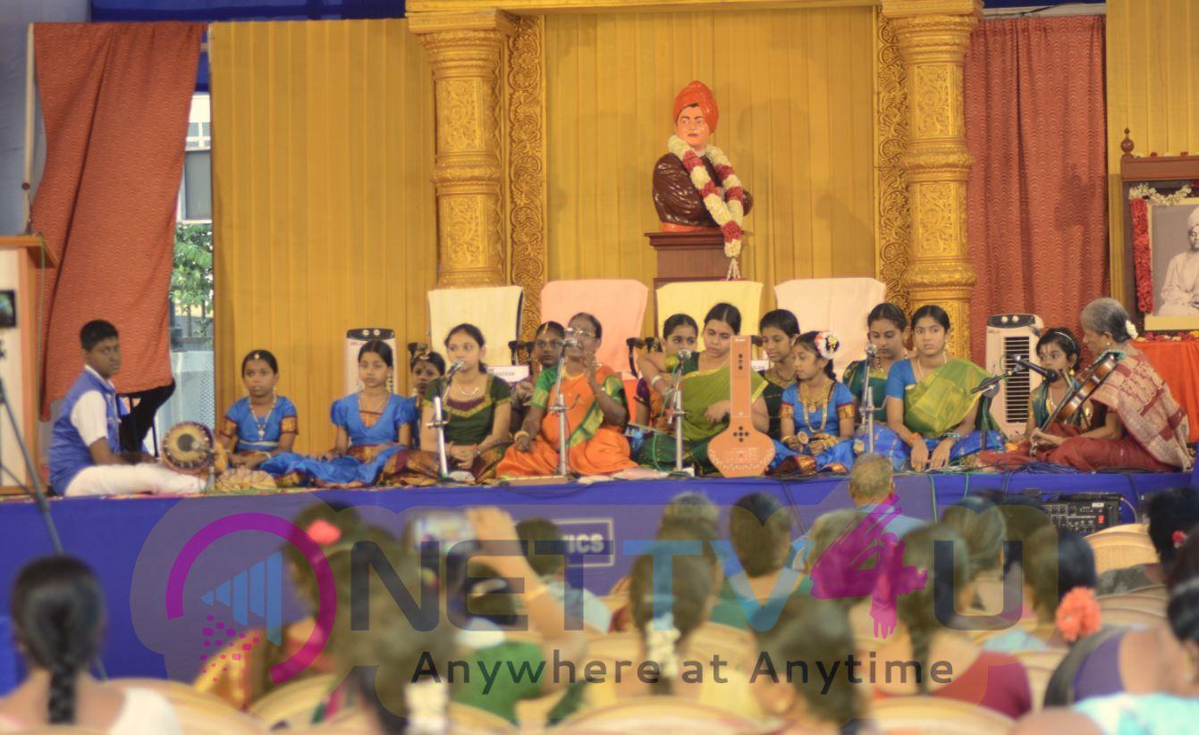 Vivekananda Navaratri Consolidated Day 9 Stills