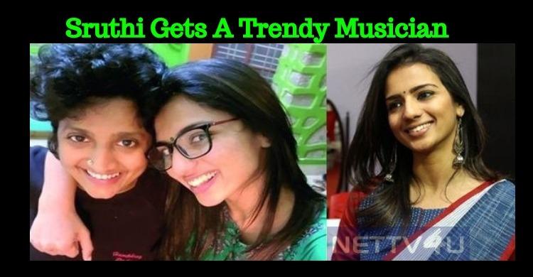 Sruthi Hariharan's Next Movie Gets A Trendy Mus..