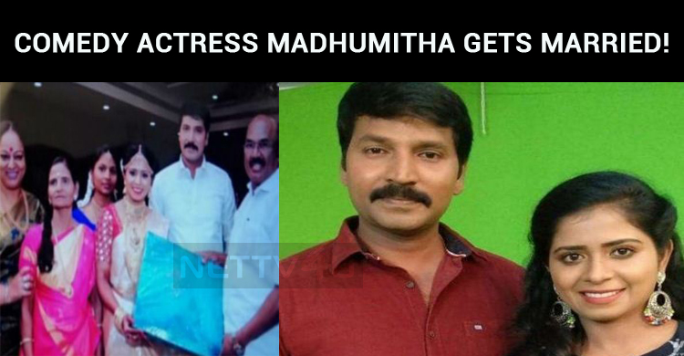 Comedy Actress Madhumitha Gets Married!