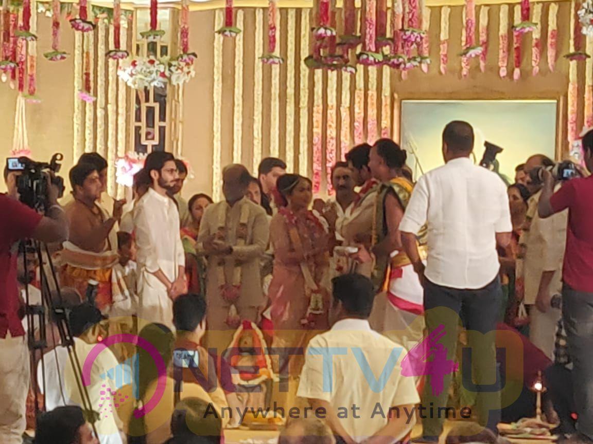 Rajinis Daughter Soundarya Wedding & Reception Images