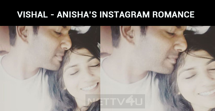 Vishal's Fiance's Romantic Instagram Post For Him!