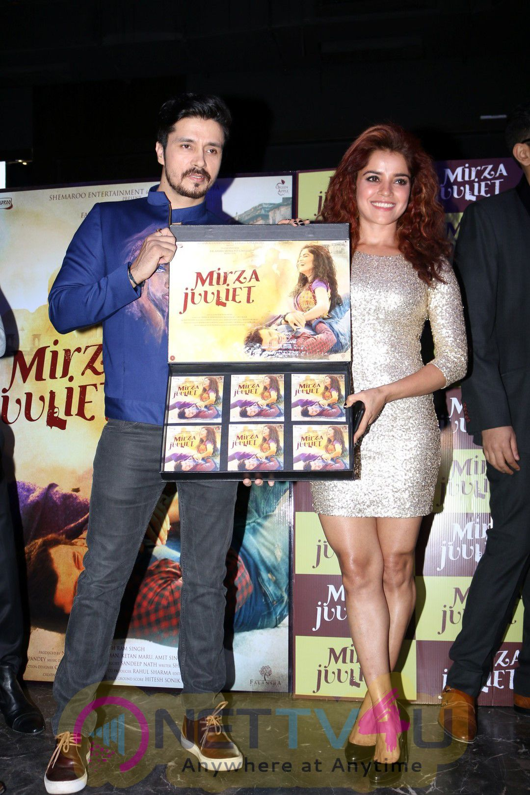 Bollywood Movie Mirza Juliet Music Launch Event Photos