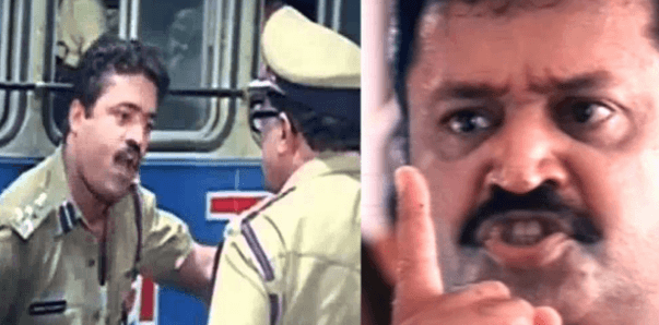 Suresh Gopi Dons The Attire Of Police Officer F..