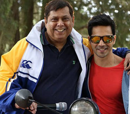 David Dhawan Motivated By His Son Varun To Try Something Different