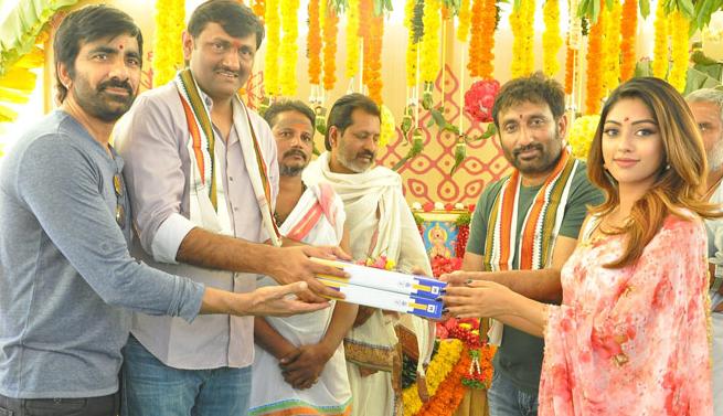 Director Srinu Vaitla Takes Up Production Of Mo..