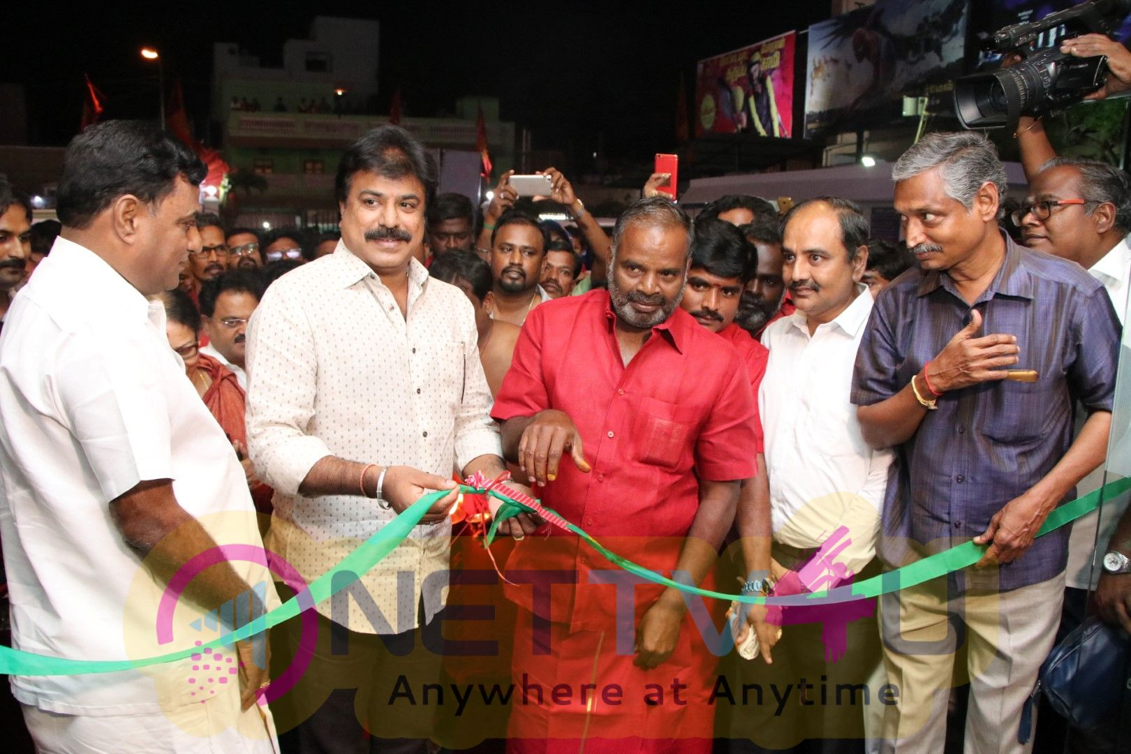 Grand Opening Ceremony Of Sivasakthi Cinemas At Padi Pics