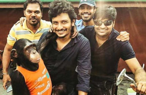Jiiva Completes Shooting In Thailand For Upcomi..