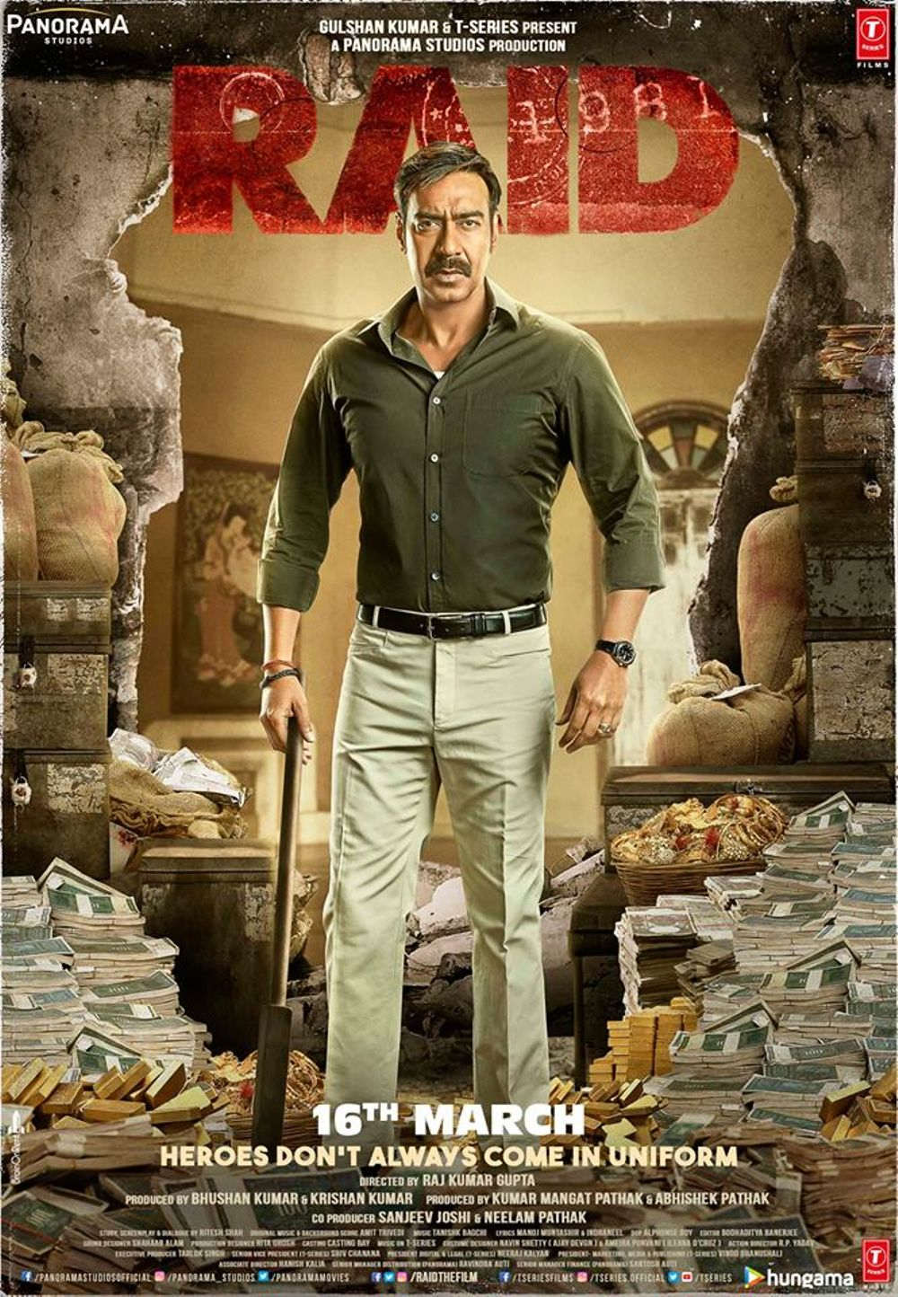 Raid Movie Review Hindi Movie Review