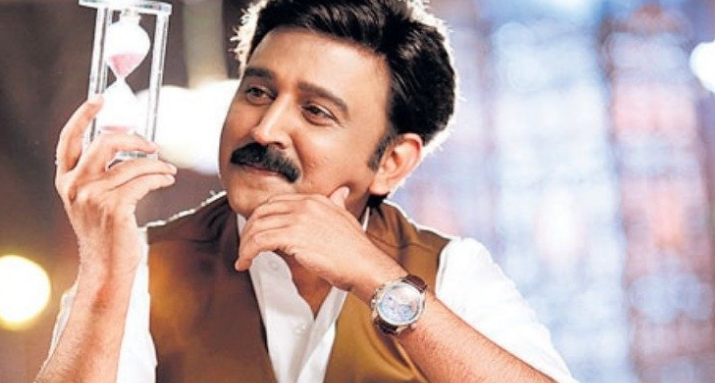 Ramesh Aravind Does Role In Movie By Imran Sard..