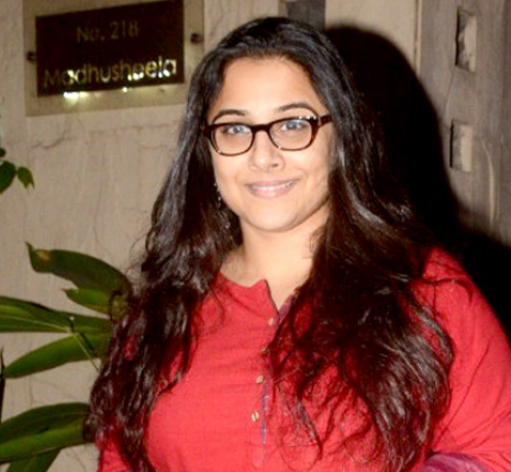 Vidya Balan Takes Up Production Of Web Series A..