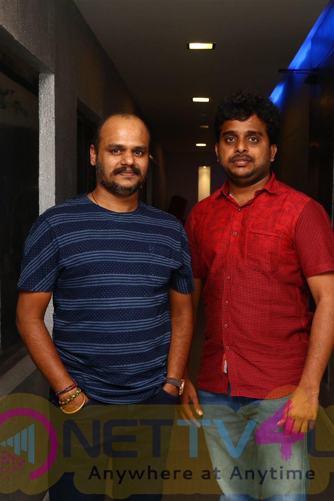 Nedunalvaadai Movie Premiere Show Images Tamil Gallery