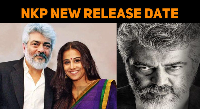 Nerkonda Paarvai New Release Date Is Here…