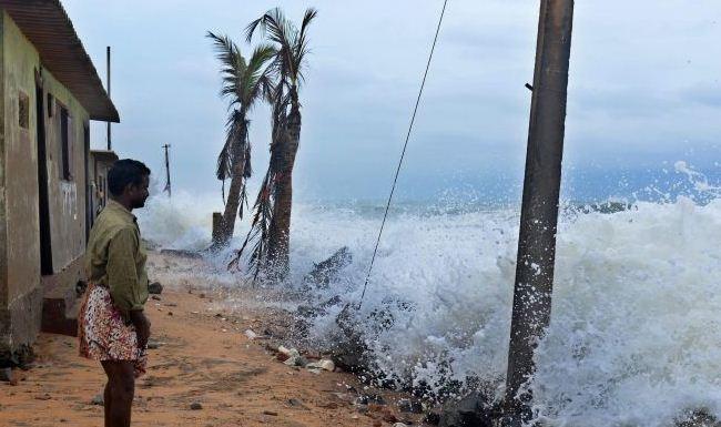 Evening News: #Marxist #NEET#Cyclone #Sirisena