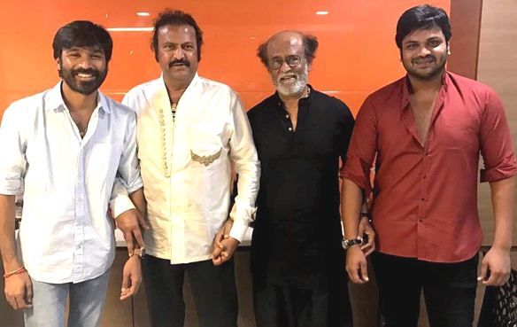 Mohan Babu To Star In A Tamil Remake!