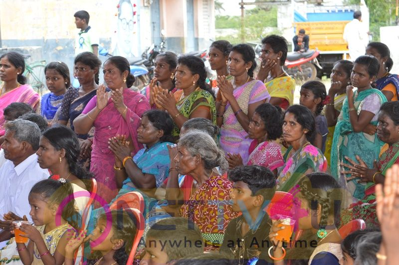 Rajini Makkal Mandram's Celebration Of Dr Ambedkar's 127th Birth Day
