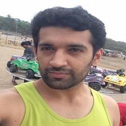 Arjun Aneja Hindi Actor