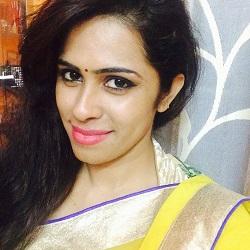 Priya Manjunathan Tamil Actress