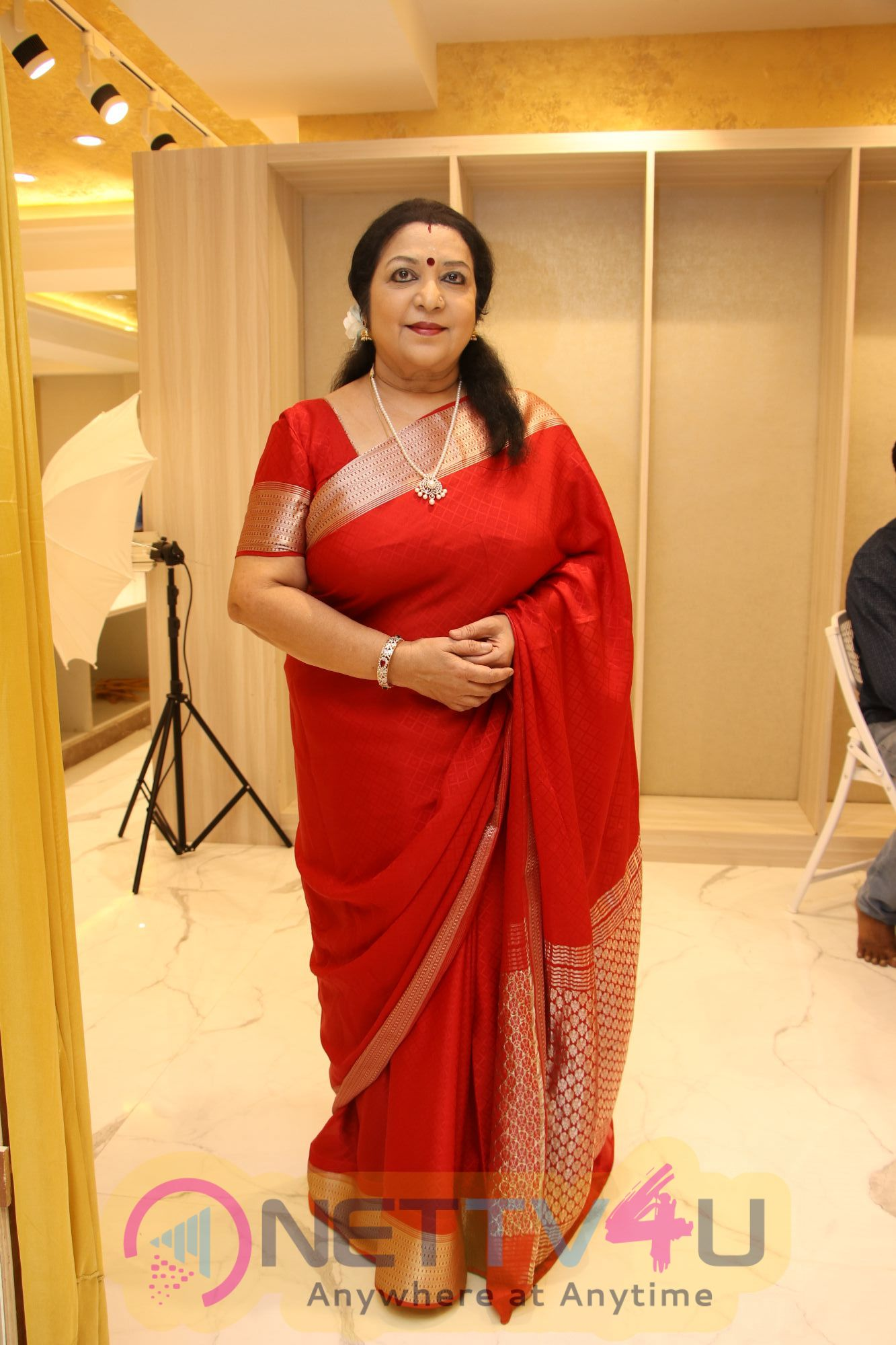 Celebrities Are Launching Clothing Showroom Pics Tamil Gallery