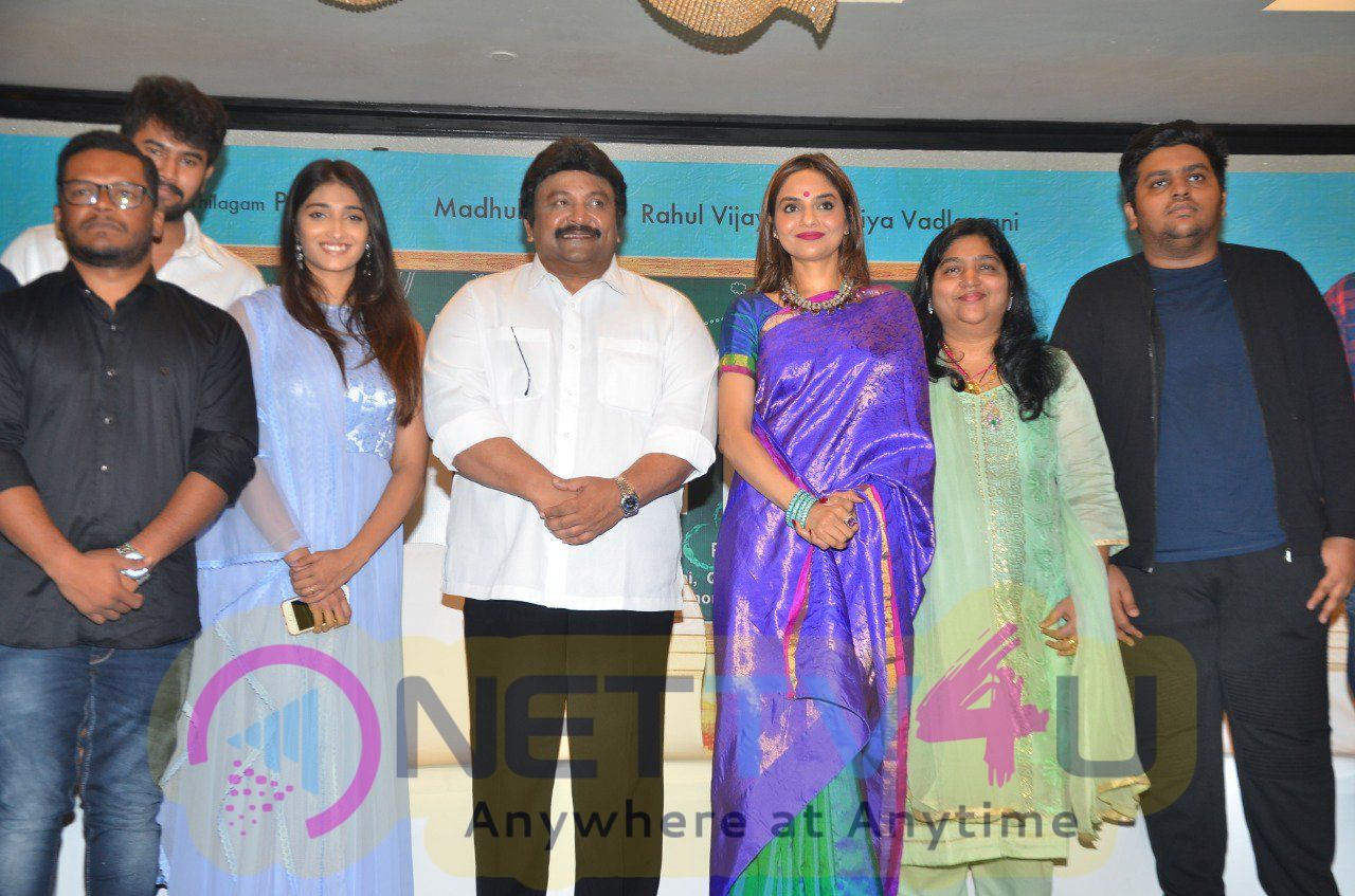 College Kumar Movie Pooja Stills