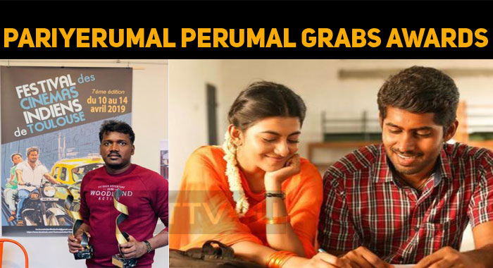 Pariyerum Perumal Grabs Awards In France!