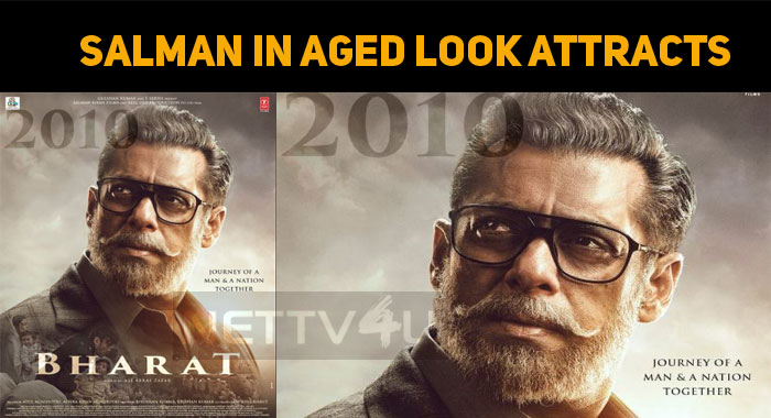 Salman Khan In A New Avatar Attracts The Fans!