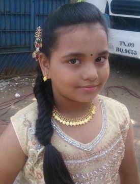 Sreeja Gopi Krishna Tamil Actress