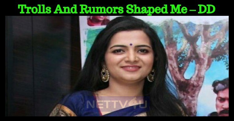 Trolls And Rumors Shaped Me – DD Tamil News