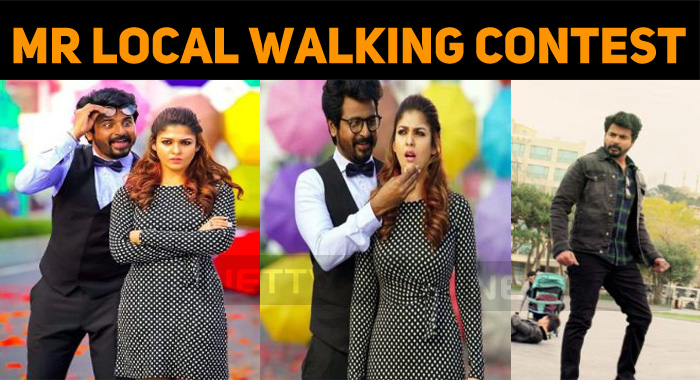 Mr Local Team Announces A Walking Contest!