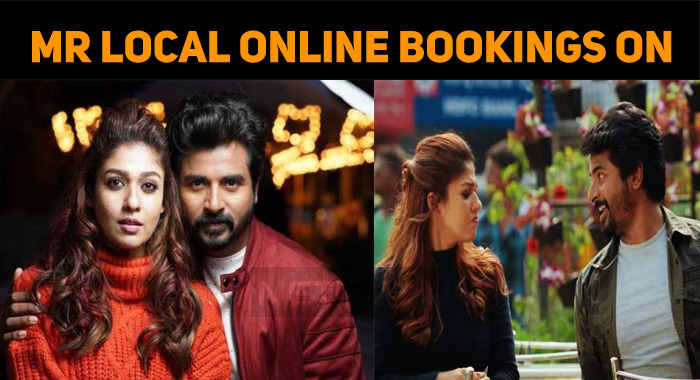 Online Bookings Started For Mr Local!
