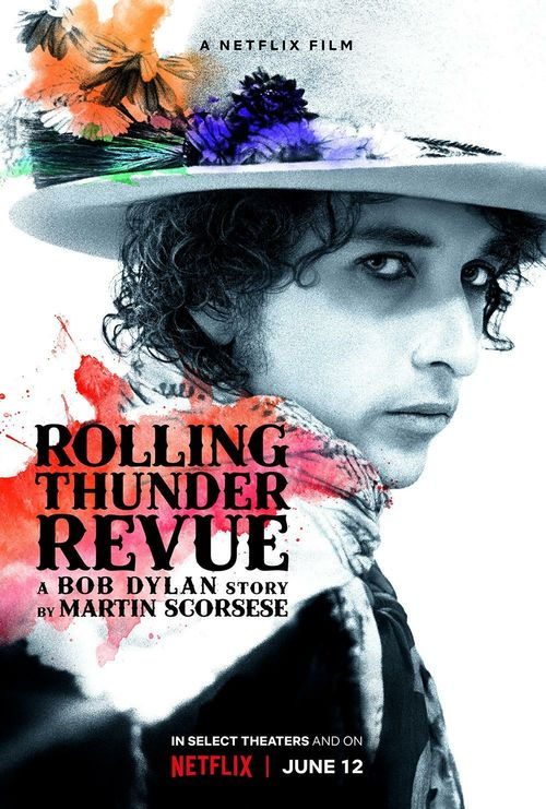 Rolling Thunder Revue: A Bob Dylan Story By Martin Scorsese Movie Review English Movie Review