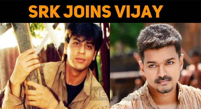 Shah Rukh Joins Thalapathy 63?