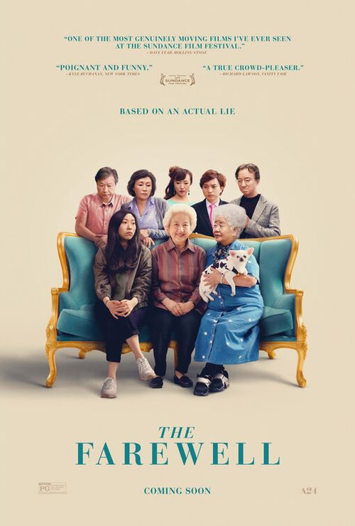 The Farewell Movie Review English Movie Review
