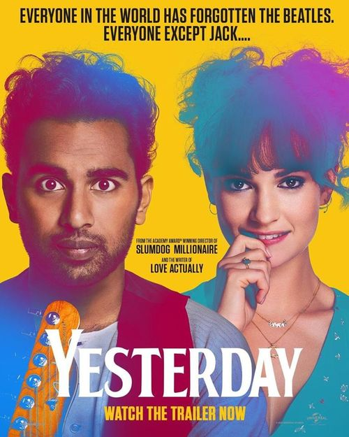 Yesterday Movie Review English Movie Review
